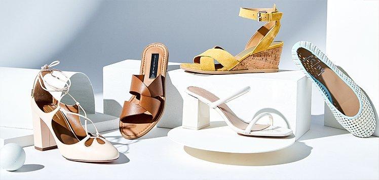 The Summer Shoe Shop
