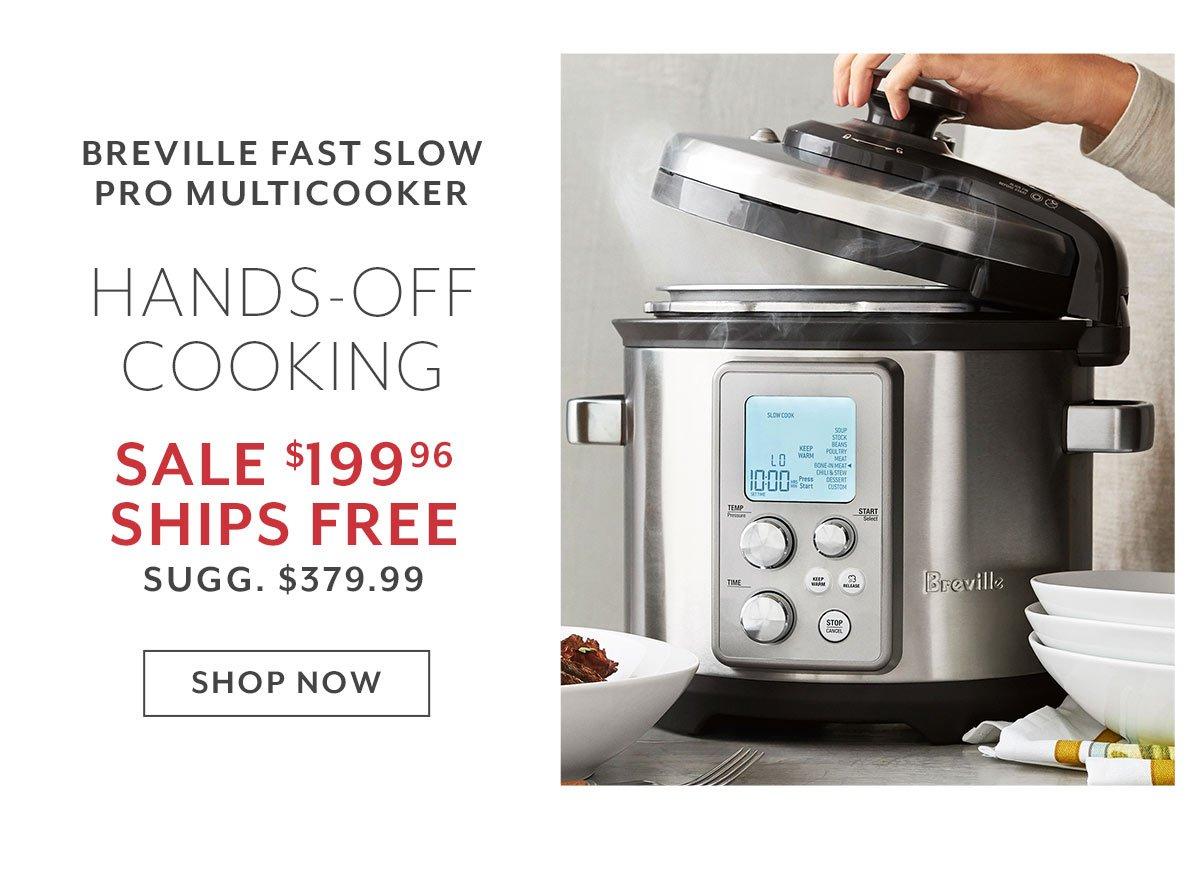 Breville Fast Slow Pro Multicooker