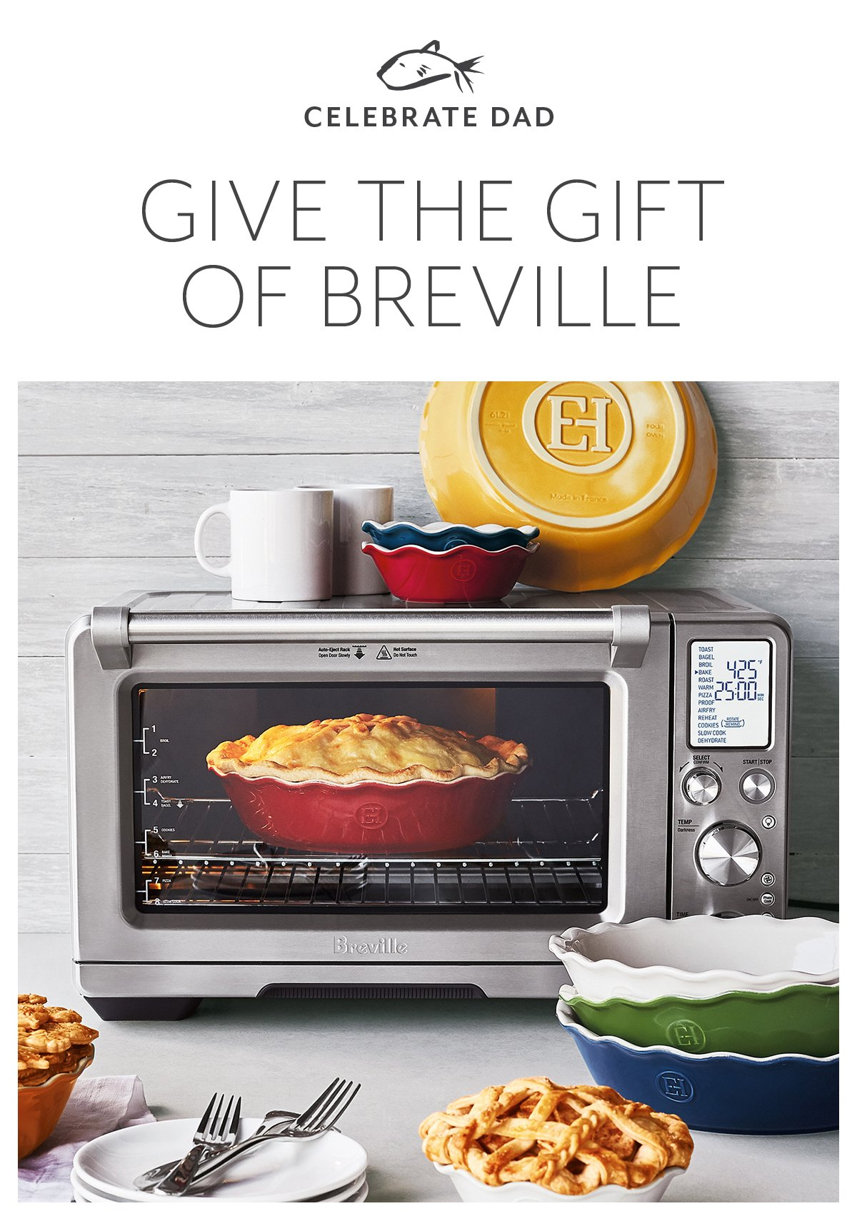 Give the Gift of Breville