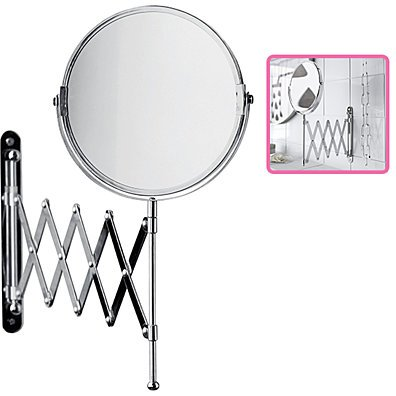Bathroom Magnifying Mirror Tested And Approved For Bathroom Use.