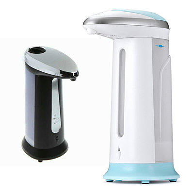 Automatic Touchless IR Sensor Soap Liquid Sanitizer Soap & Lotion Dispensers