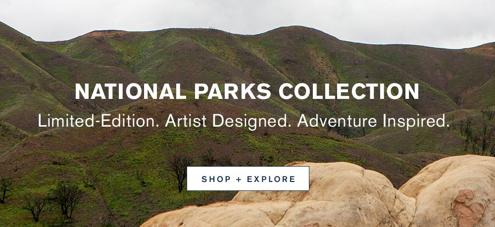 National Parks Collection . Shop + Explore