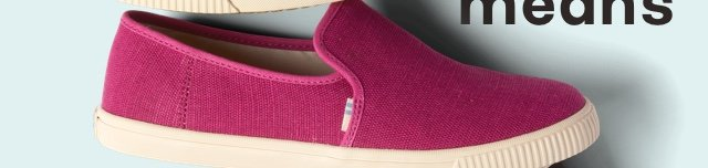 Fuchsia Heritage Canvas Women's Clemente Slip-Ons