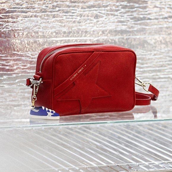 the Golden Goose Star Bag