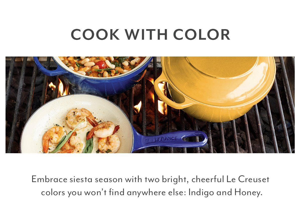Cook with Color