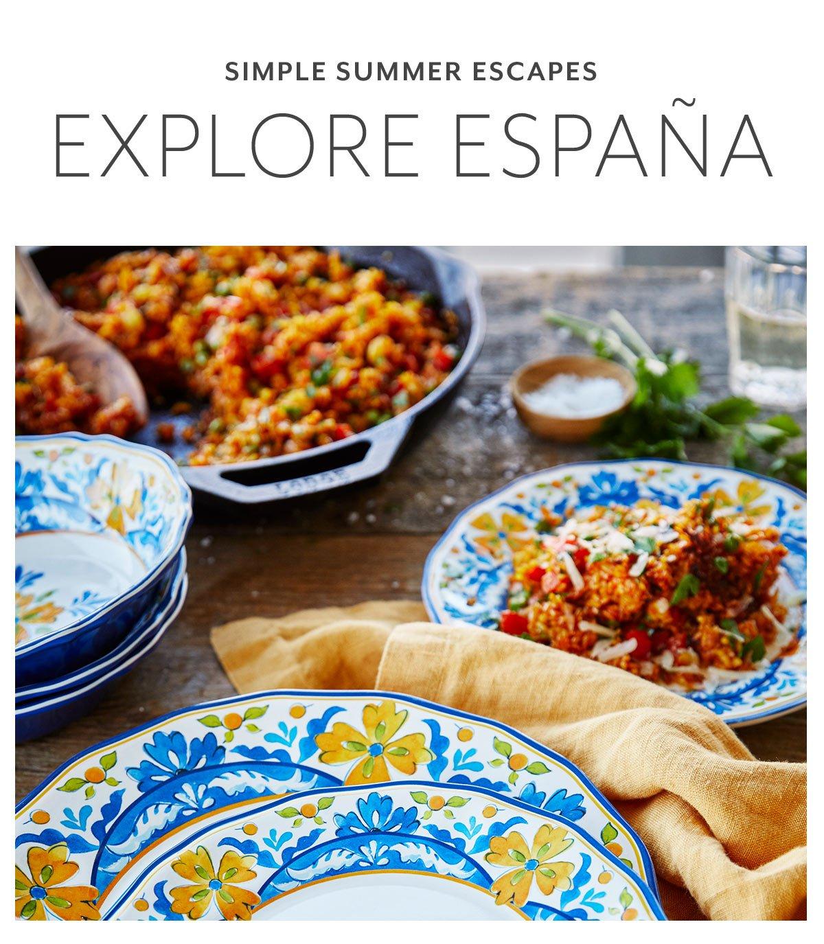 Explore España