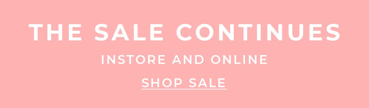 Tigerlily - Hurry, don't miss out. 50% off sale items.