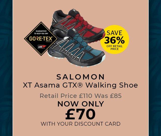Salomon XT Asama GTX® Walking Shoe