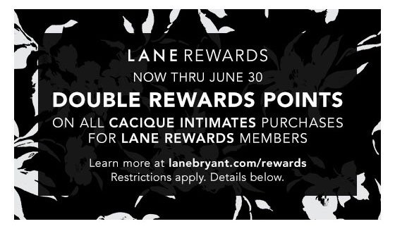Earn Lane Rewards