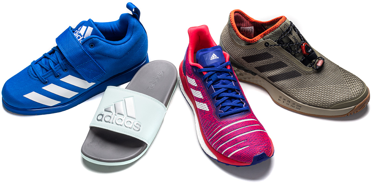 holabird sports: Today: Up to 57% off adidas shoes and