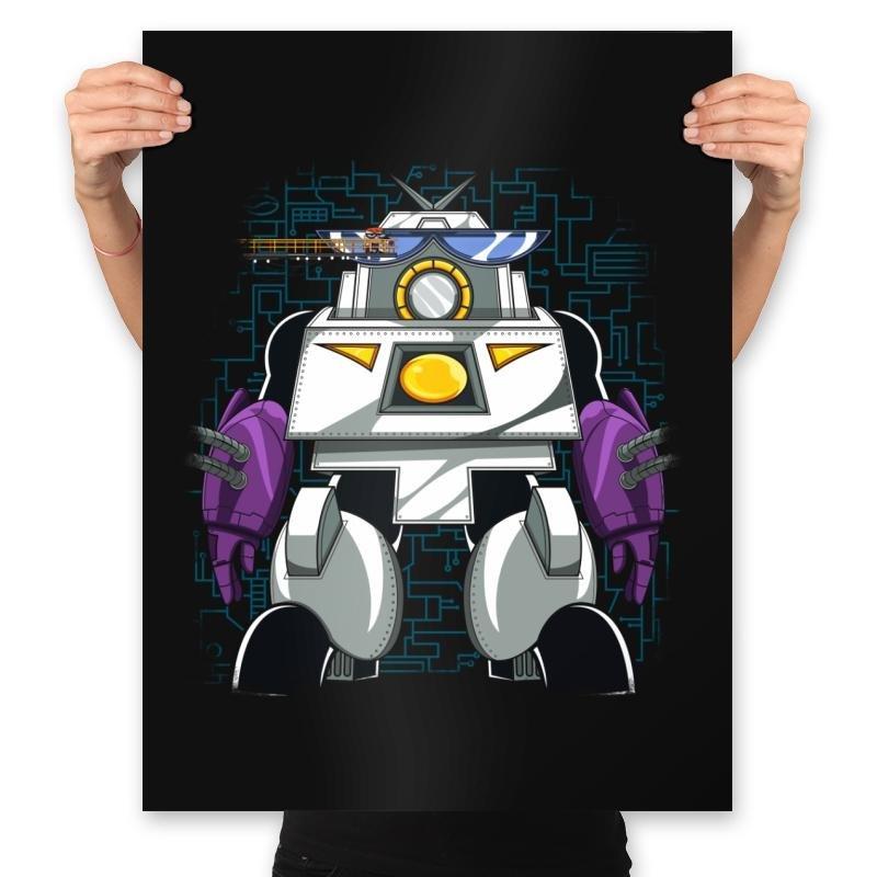 Image of Jaeger Dexo-2000 - Prints