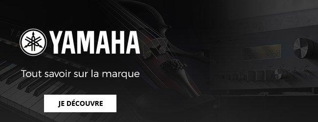 Yamaha: tout savoir sur la marque. Je découvre.