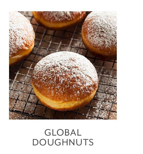 Class: Global Doughnuts