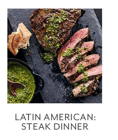 Class: Latin American Kitchen
