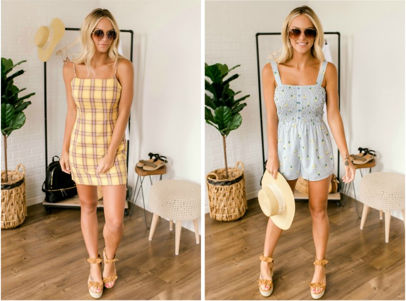 short and sweet summer styles