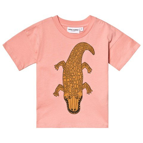 Mini Rodini Pink Crocco T-Shirt