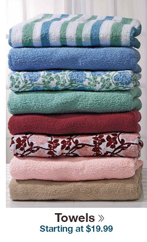 Shop Towels!