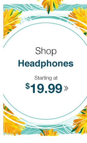 Shop Headphones!
