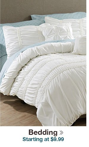 Shop Bedding!