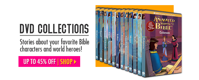 Enjoy up to 45% off Nest Animated DVD Collections