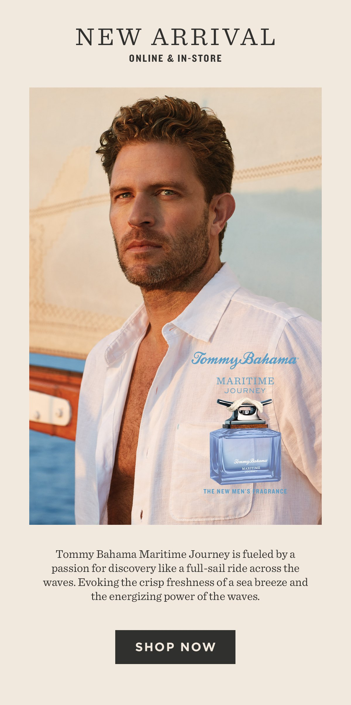 tommy bahama journey cologne