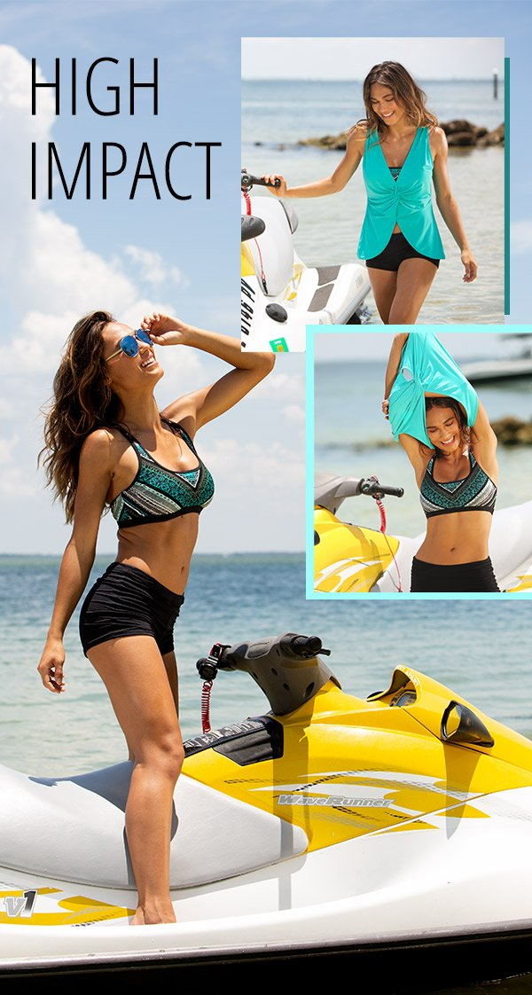 0788849e4ca5fb HIGH IMPACT: Elevate your swim style with these Beach House Sport essentials
