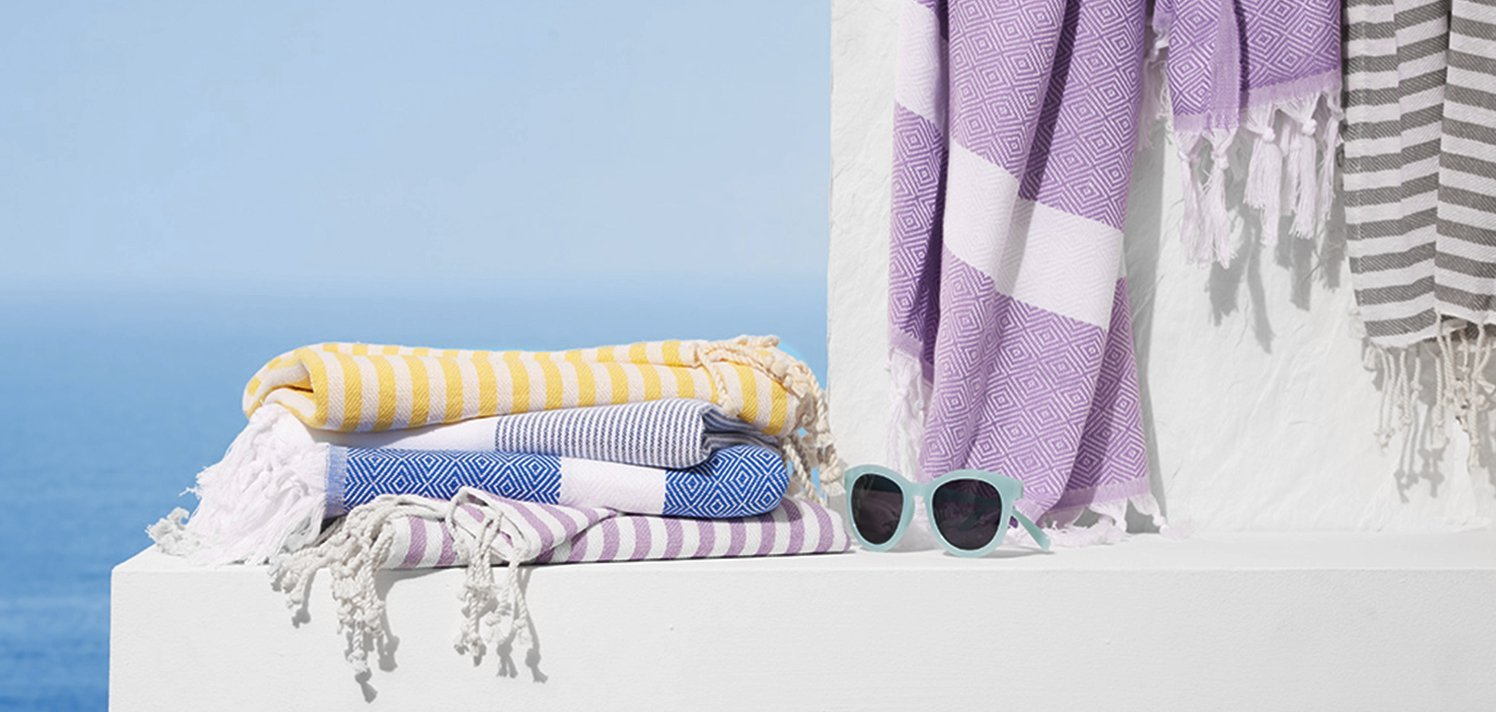 $19.99 & Up Towels in Our Beach Bag