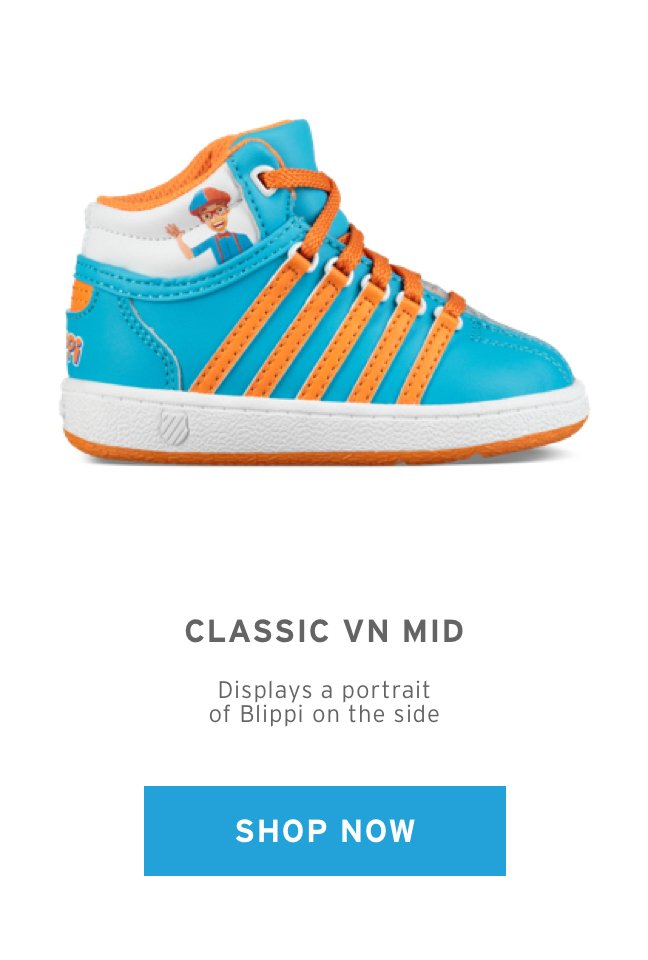 K-SWISS: Blippin' Back To Our Site   Milled