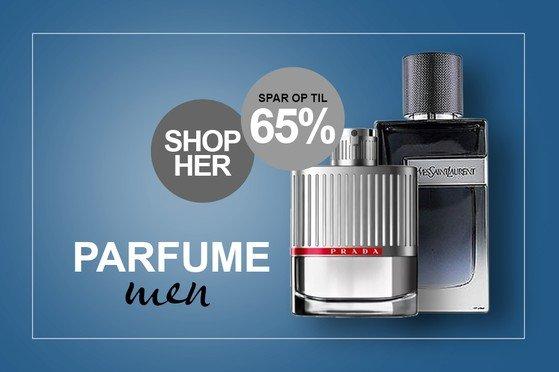 Parfume tilbud til ham