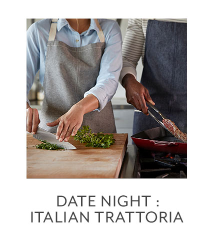 Class: Date Night • Italian Trattoria