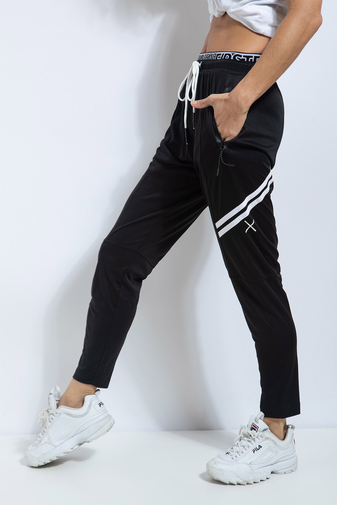 RACE DAY TRACK PANT