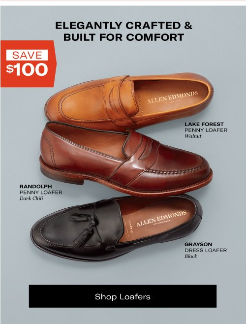 Elegantly Crafted and Built for Comfort. Shop Loafers Now