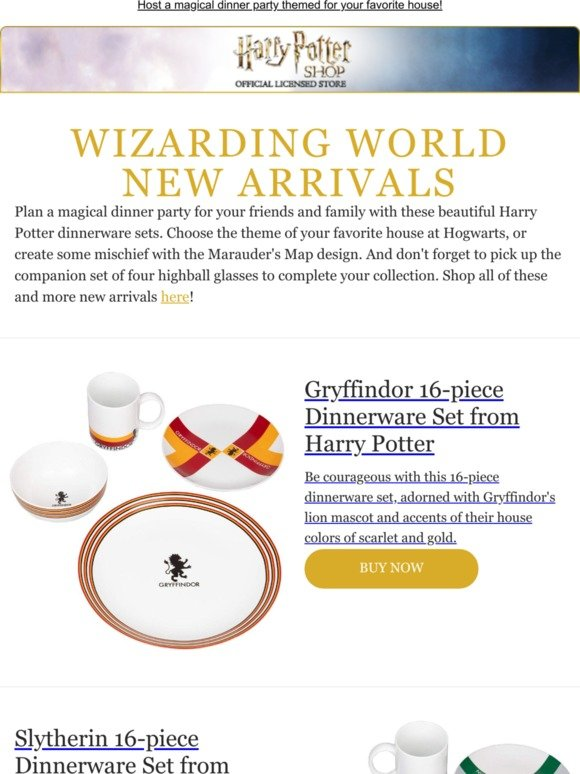 Harry Potter Marauders Map Highball Glasses Set of 4 Skinny Glass with Gold Map Design 8 oz