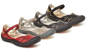 Jambu Melon Mary Jane Shoes Women's Collection in Medium Widths