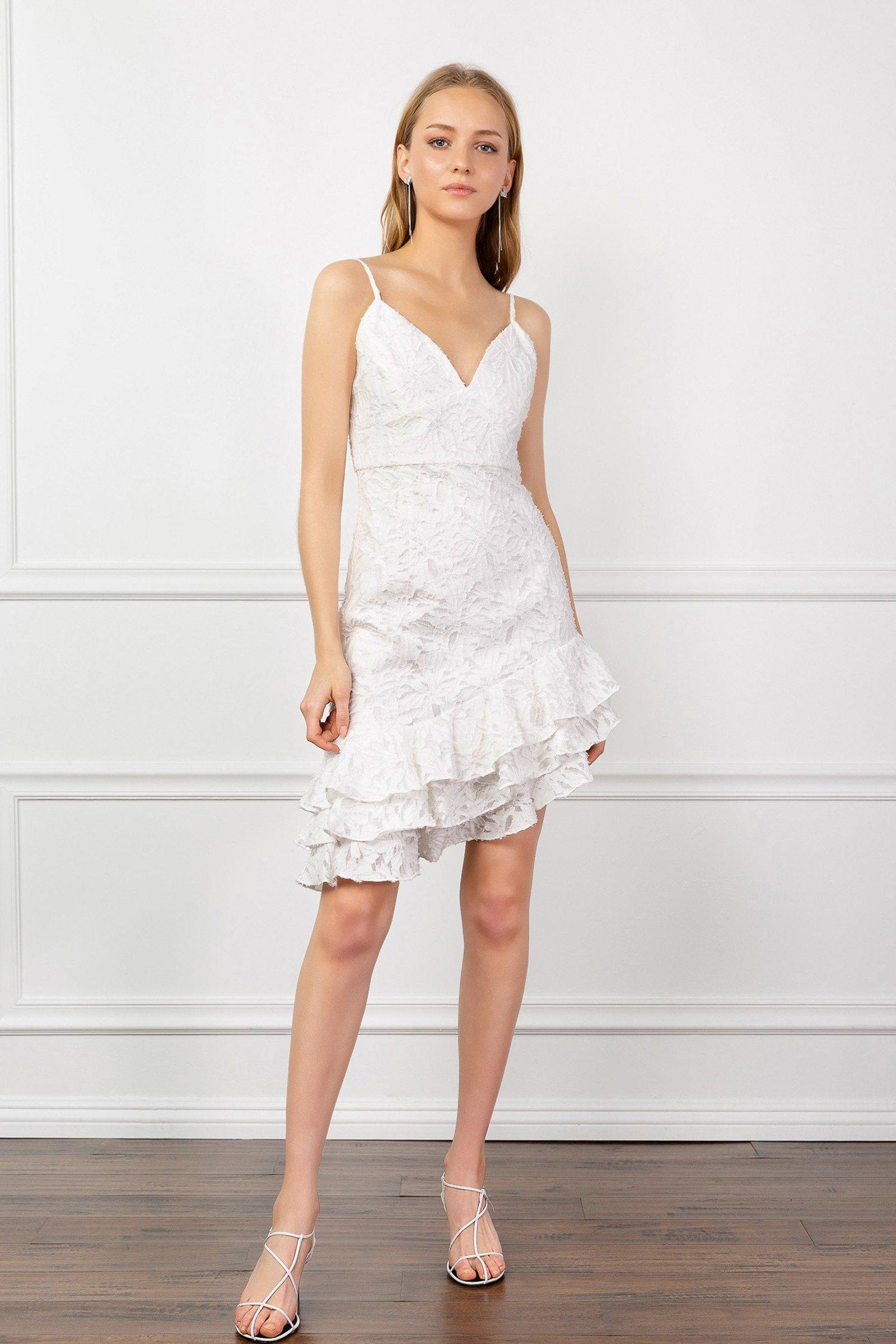 Image of SALDANA SALSA DRESS