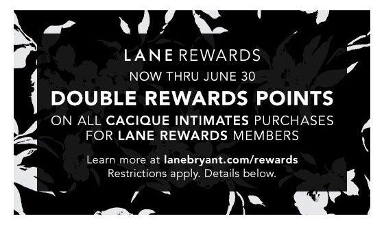 Earn Double Rewards Points