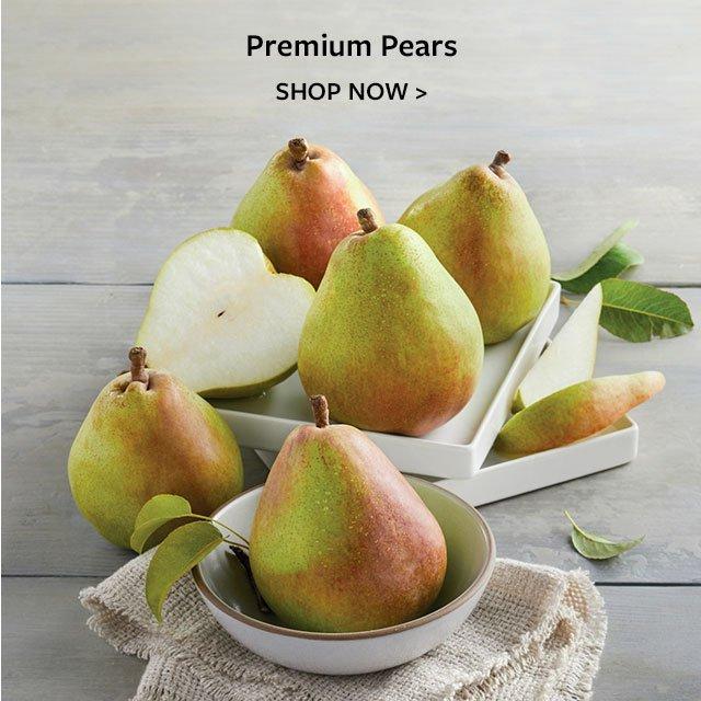 Premium Pears