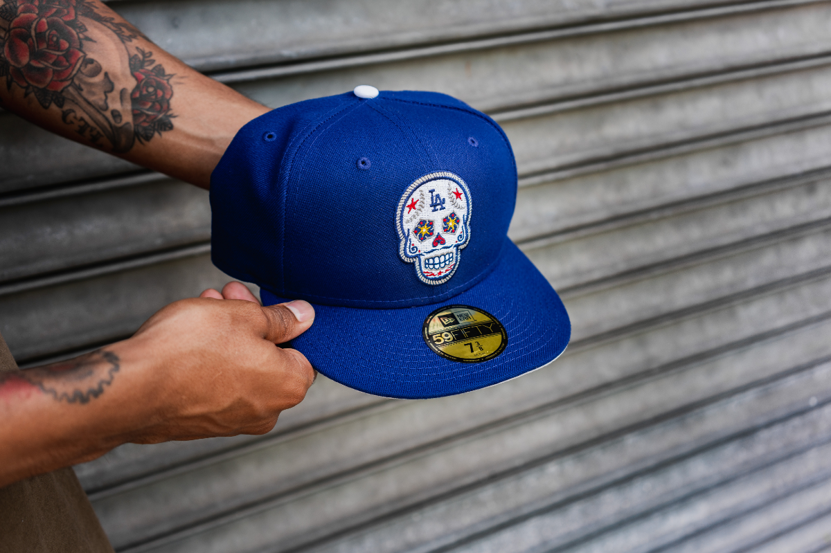 Hat Club: 💀MLB Sugar Skull Customs Are Here 💀 | Milled