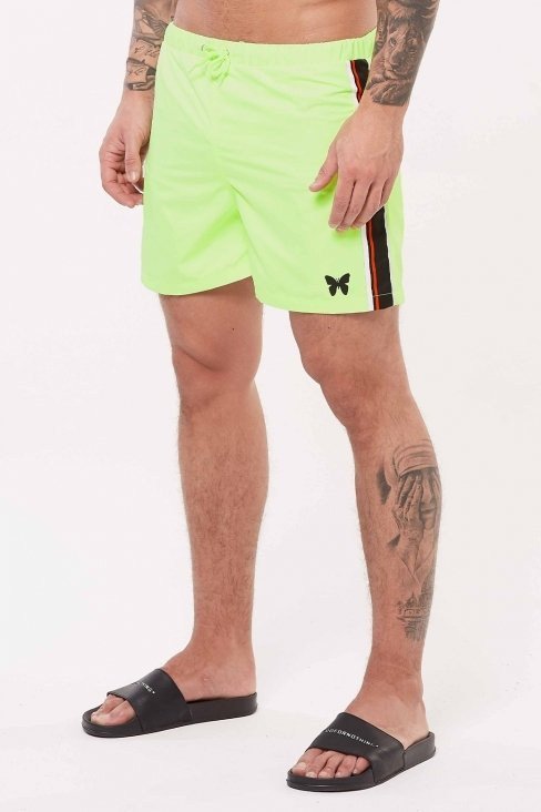 Speed Neon Swim Shorts