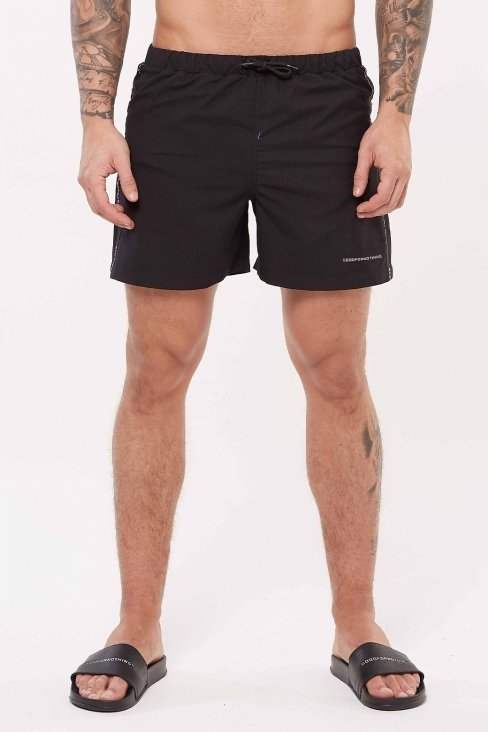 Future Black Swim Shorts
