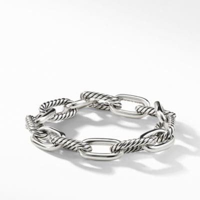DY Madison Chain Medium Bracelet, 11mm