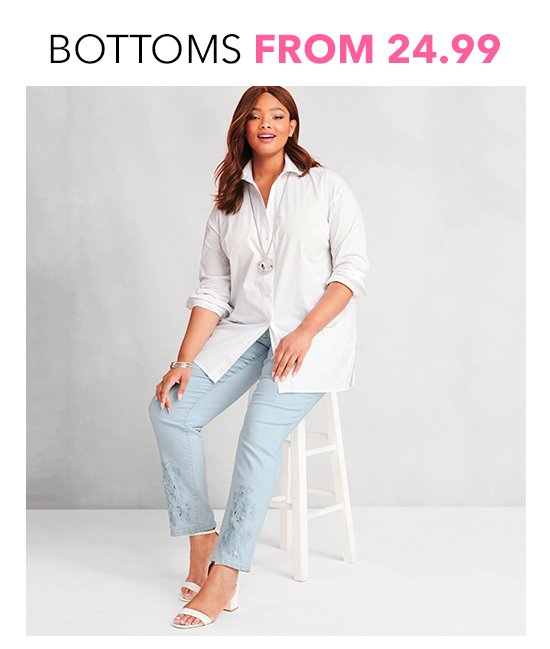 Shop Bottoms from $24.99