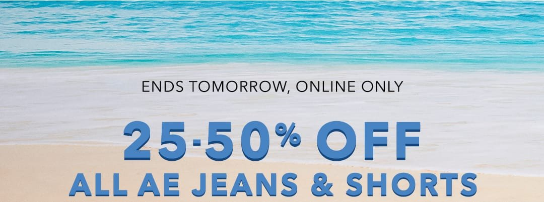 Turn your images on. Shop AEO