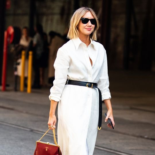 How to Dress for the Office This Summer, According to a Shopping Expert