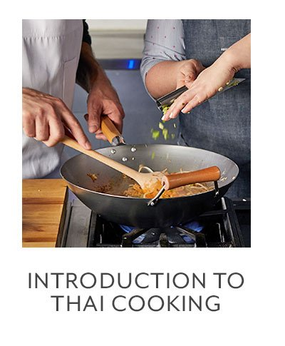 Class: Introduction to Thai Cooking