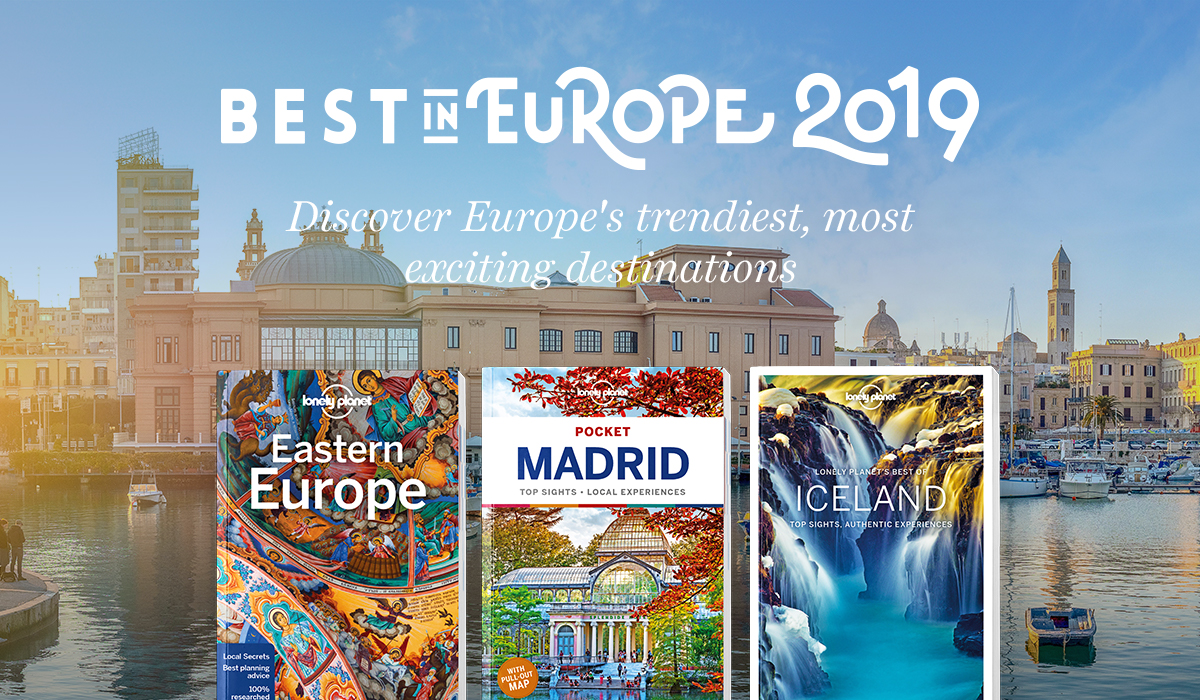 Lonely Planet Publications: ✈️ LAST CHANCE: Win up to £500