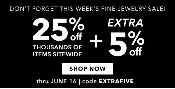 25% Off + Extra 5% Off At Checkout. Shop Now