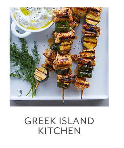 Class: Greek Island Kitchen