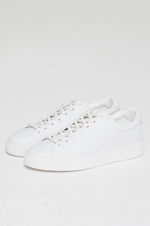 Perennial Pure White Sneaker