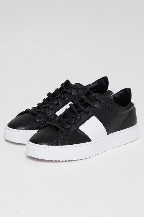 Perennial Racer Black Sneaker